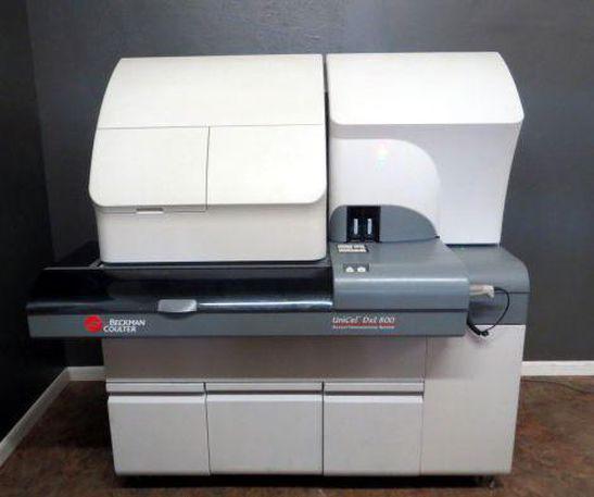 Beckman Coulter, Beckman Coulter Unicel dxi 800