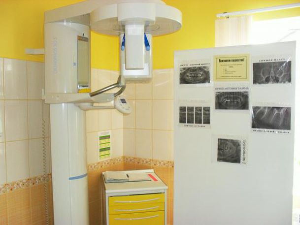 SIRONA Dental Systems, Ортопантомограф ORTHOPHOS XG 5