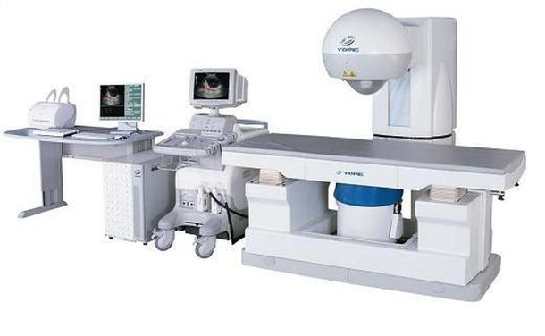 Beijing Yuande Biomedical Engineering Co, Ltd, FEP-BY02 HYGH INTENSITY FOCUSED ULTRASOUND THERAPY SYSTEM